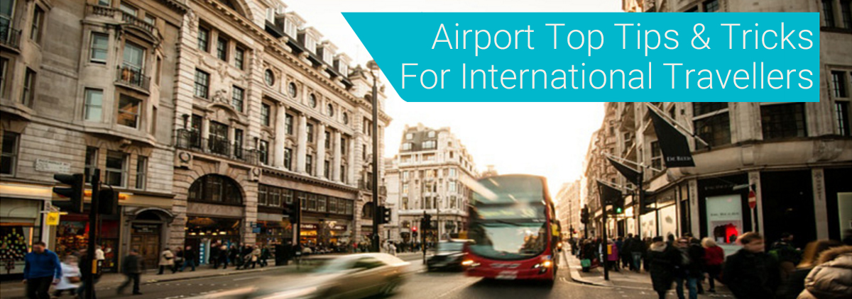 airport top tips and tricks