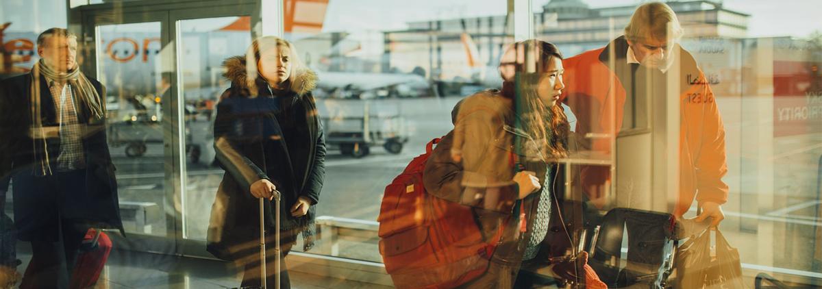 annoying airport customer behaviour