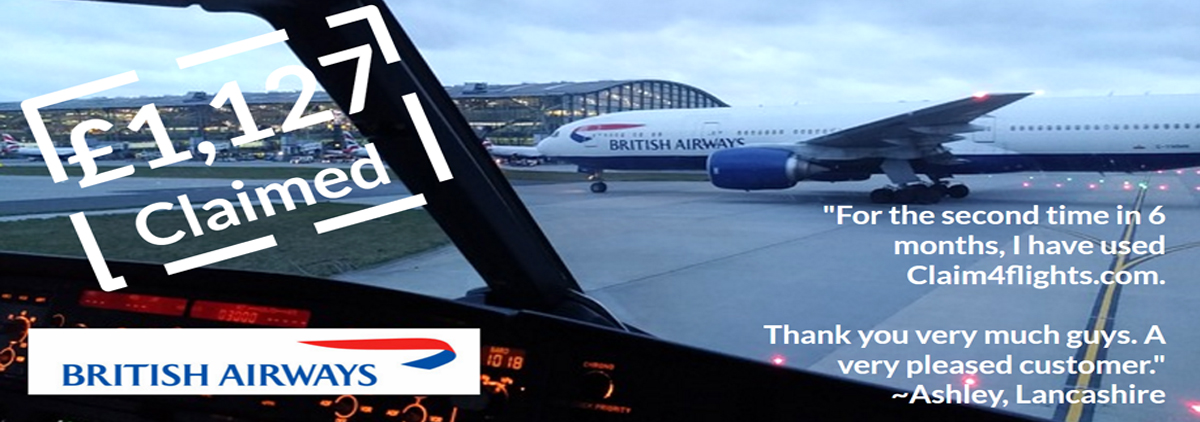british airways flight delay compensation