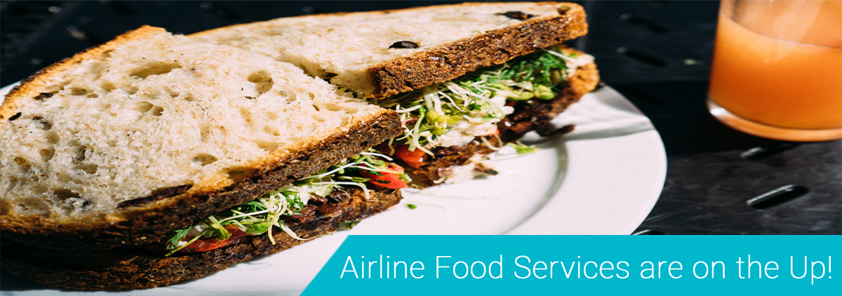 Airline food services