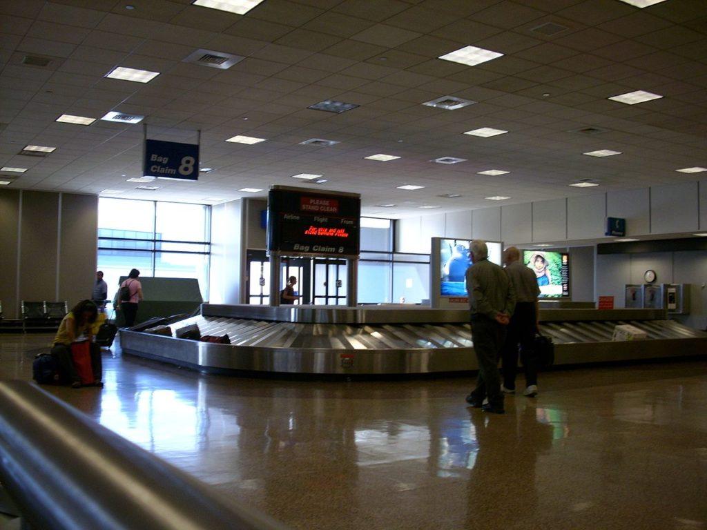 Baggage Reclaim