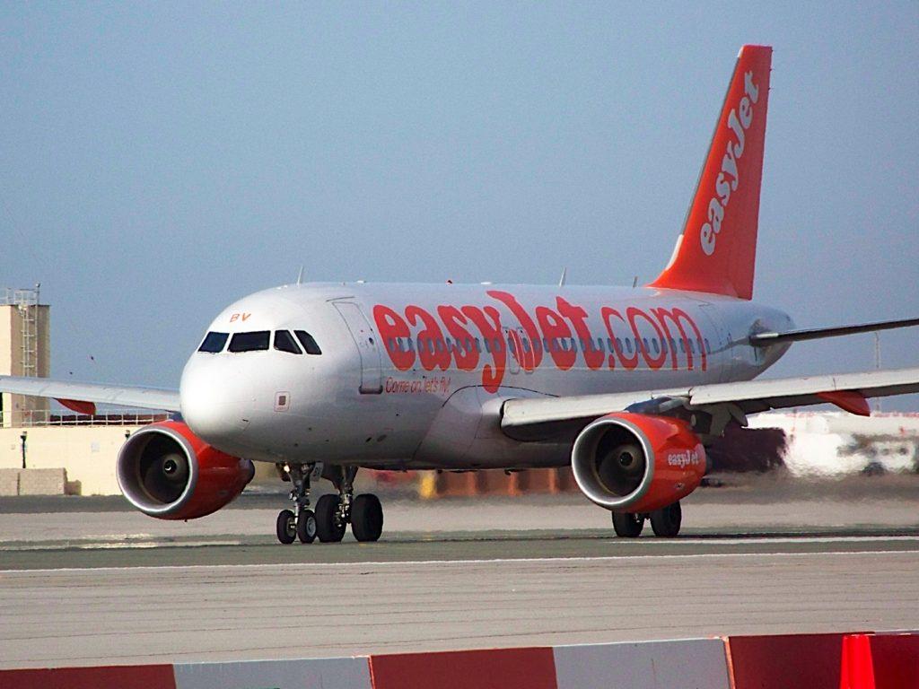 easyJet Plane 2