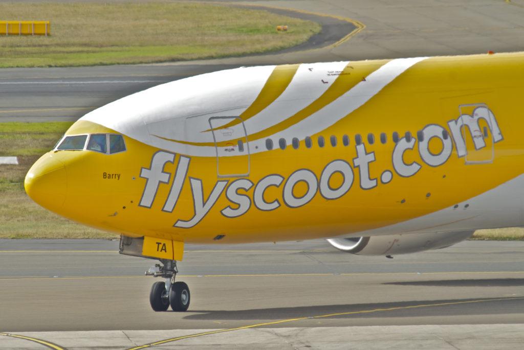 Scoot Plane